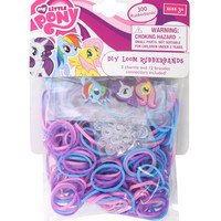 My Little Pony DIY Loom Rubber Bands