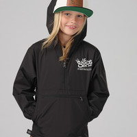 Girls Camp Shred Academy Windbreaker