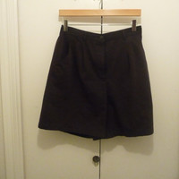 Studio Works Black High Waist Shorts