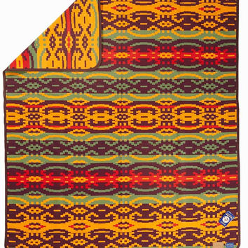 Pendleton ® Woolen Mills Wool Blankets, Sunrise Song Blanket