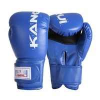 Boxing Gloves Punch Bag Gloves Wear Resistant blue