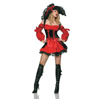 Sexy Bride Halloween Costume For Women Red Riding Hood Costumes Lingerie Cosplay Game Cothes