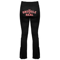 The Snuggle Is Real Yoga Pants