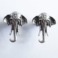 6g 4g 2g 0g / Elephant Plugs Gauges Stretchers Earrings / Stretched Gauged Ears