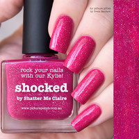Picture Polish Shocked Nail Polish