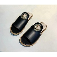 Fendi Half slippers-2