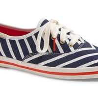 Keds Shoes Official Site - Keds x kate spade new york Champion Mariner Stripe