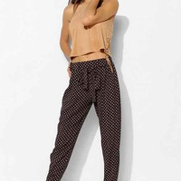Band Of Gypsies Tie-Front  Pull-On Pant-