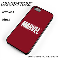 Marvel For Iphone 5 Iphone 5S Case YG