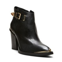 Steve Madden - PARTNIR BLACK LEATHER