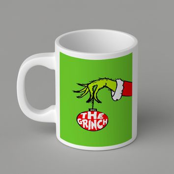 Gift Mugs | Grinch Christmas Ceramic Coffee Mugs
