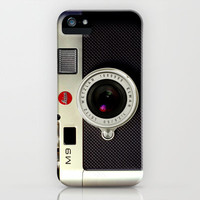 Old Classic Vintage Custom Leica M9 apple iPhone 3gs, 3g, 4, 4s and iphone 5 case