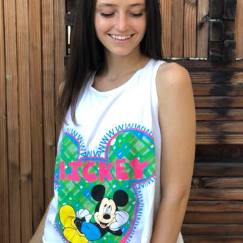 Daydreaming Reworked Mickey Tank