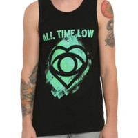 All Time Low Heart Eye Tank Top