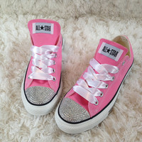 Bling Converse for adults