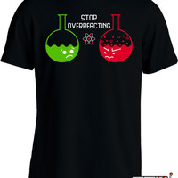 Funny Science Shirt Gifts For Nerds Geek T Shirt College Humor Joke Mens Tee MD-117
