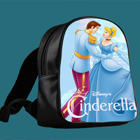 disney cinderella for Backpack / Custom Bag / School Bag / Children Bag / Custom School Bag *