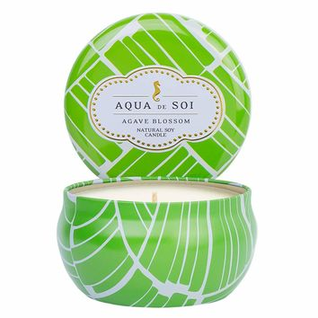 Agave Blossom Soy Candle