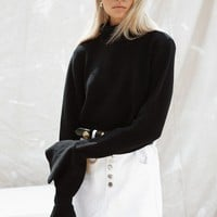 Marisol Long Sleeve Knit - Tops by Sabo Skirt