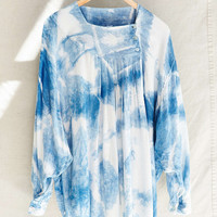 Vintage Swirled Top - Urban Outfitters