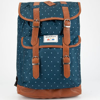 Benrus Scout Backpack Navy One Size For Men 24652121001