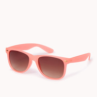 F3647 Clear Wayfarer Sunglasses