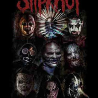 Slipknot Poster Flag Faces Tapestry