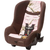 Convertible Car Seat Safety Baby Toddler Infant Child Cosco Realtree Pink Camo