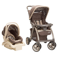Safety 1st Saunter Luxe Travel System LC-22 (Cubes) TR294BPR