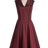 Literary Historian Dress | Mod Retro Vintage Dresses | ModCloth.com