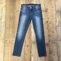 Flying Monkey Fade Ankle Skinny