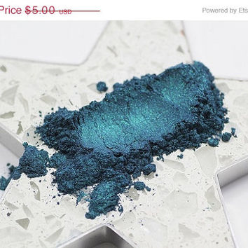 Grand Opening Sale Shadow Mineral Makeup - No.39 Teal - 1g Mineral Make Up