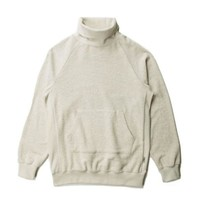 ONETOW Publish Behan Knitted Turtle Neck In Heather