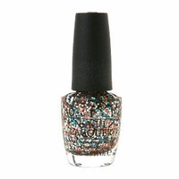 OPI Holiday Nail Lacquer Collection Limited Edition, The Living Daylights, 0.5 Fluid Ounce