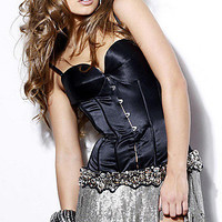 Prom Dresses, Celebrity Dresses, Sexy Evening Gowns at PromGirl: Miranda Lambert Inspired Rock and Roll Dress