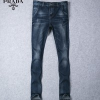 Boys & Men Prada Pants Trousers Jeans
