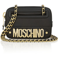 Moschino - Leather shoulder bag