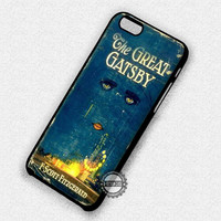 Vintage Book The Great Gatsby - iPhone 7 6 Plus 5c 5s SE Cases & Covers