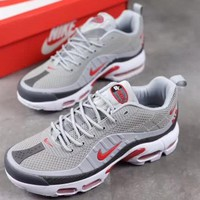 """""""NIKE AIR MAX PLUS"""" Men Casual Fashion Multicolor Running Shoes Sneakers"""