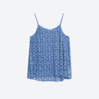 CAMISOLE TOP - View All-T-SHIRTS-WOMAN | ZARA United Kingdom