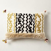 Embroidered Kosala Pillow by Anthropologie