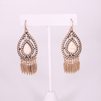 Stone Cold Earrings