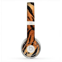 The Real Tiger Print Texture Skin for the Beats by Dre Solo 2 Headphones