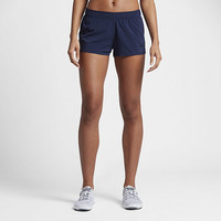 The Nike Women's Reversible Training Shorts.