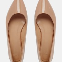 ASOS LIFE STORY Pointed Ballet Flats