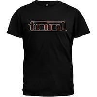 Tool - Red Pattern T-Shirt