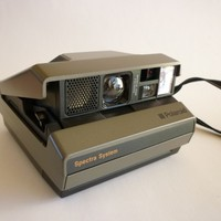Vintage Polaroid Spectra System Camera Made in the UK