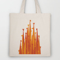 Another Sunny Day Tote Bag by Oscar Lind Modin