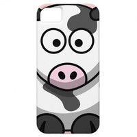 Cute Cow iPhone 5 Cases from Zazzle.com