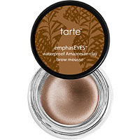 Tarte emphasEYES Waterproof Amazonian Clay Brow Mousse Medium Brown Ulta.com - Cosmetics, Fragrance, Salon and Beauty Gifts